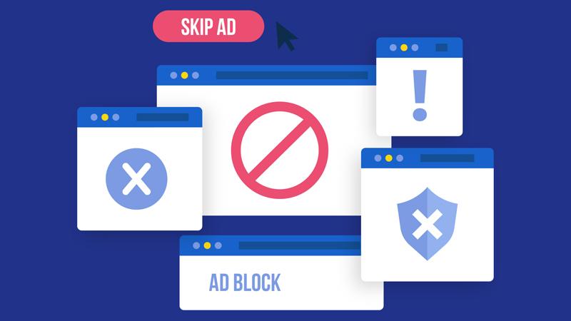 Spam có thể làm khách hàng khó chịu và tìm cách block bạn