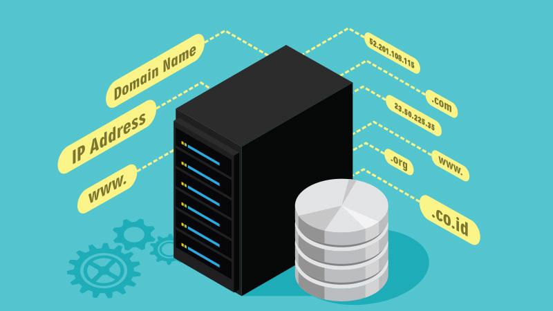 Thay đổi DNS thì vì dùng DNS mặc định