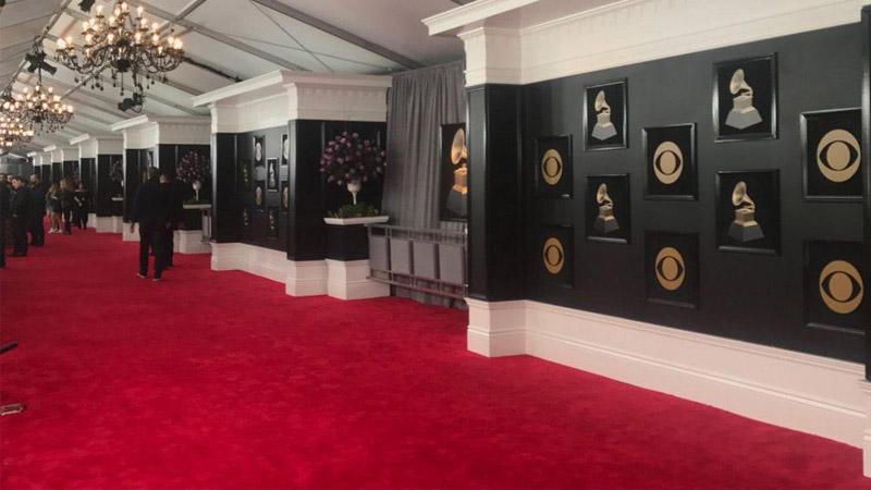 Thảm đỏ của Grammy