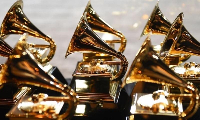 Hình ảnh chiếc cúp vàng Grammy