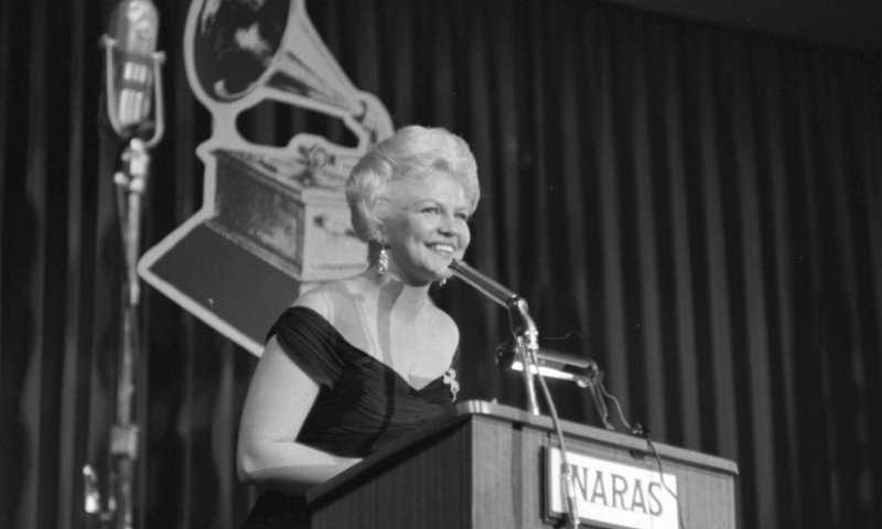 Hình ảnh đêm trao giải Grammy đầu tiên
