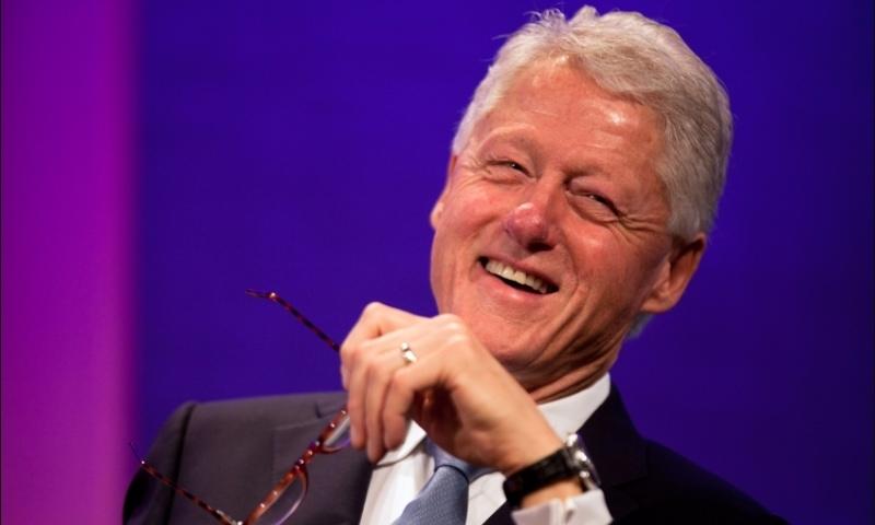 Tổng thống Bill Clinton - 1 trong 3 tổng thống Mỹ đoạt giải Grammy