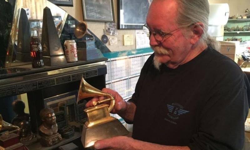 John Billings - người tạo ra chiếc cúp vàng hiện nay