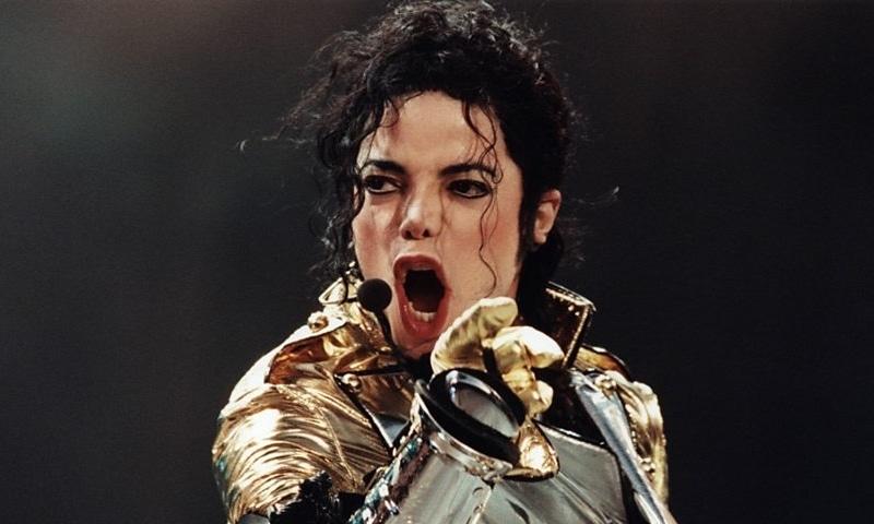 Tượng đài âm nhạc huyền thoại - Michael Jackson