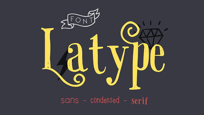 Font QX Latype
