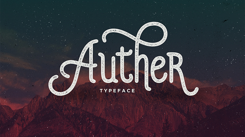 Font Auther