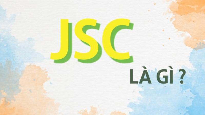 Hình minh họa khái niệm JSC