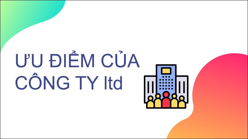 Ưu điểm của Ltd Company