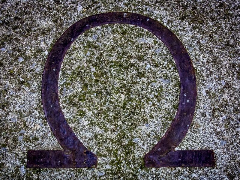 Omega - kí hiệu mang nhiều ý nghĩa