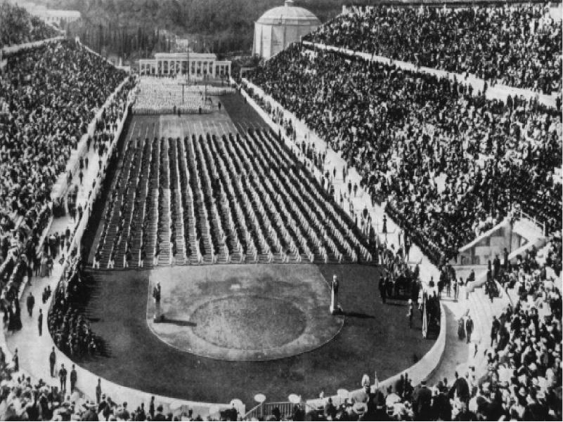 Thế vận hội Olympic hiện đại đầu tiên (1896)