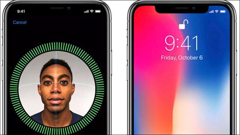 Công nghệ Face ID trên iPhone