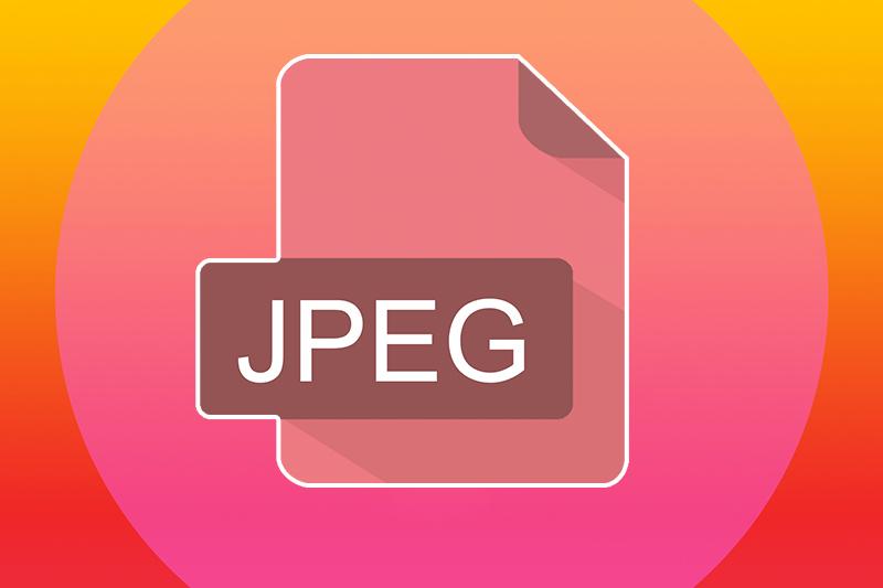 File JPEG là một định dạng tập tin phổ biến cho các fle ảnh kỹ thuật số và đồ họa kỹ thuật số