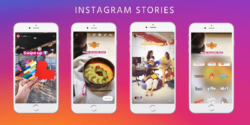 Story là một trong những cách hữu hiệu nhất trong việc truyền tải trực tiếp thông điệp