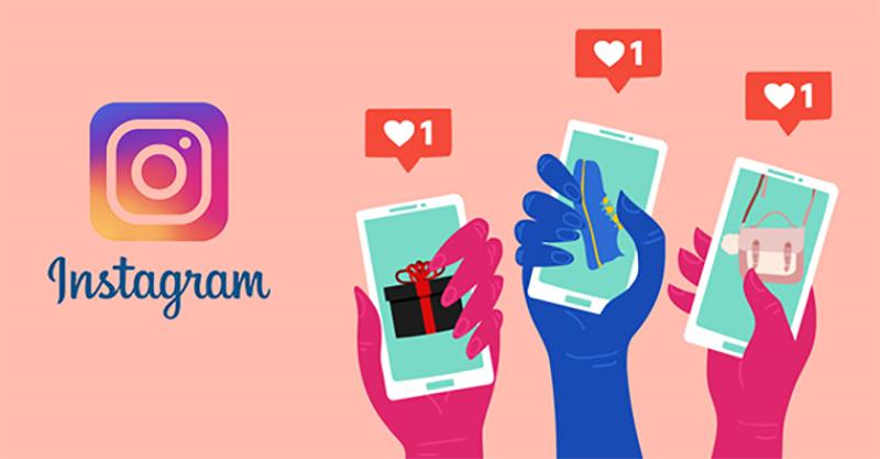 Kênh Instagram có rất nhiều chức năng