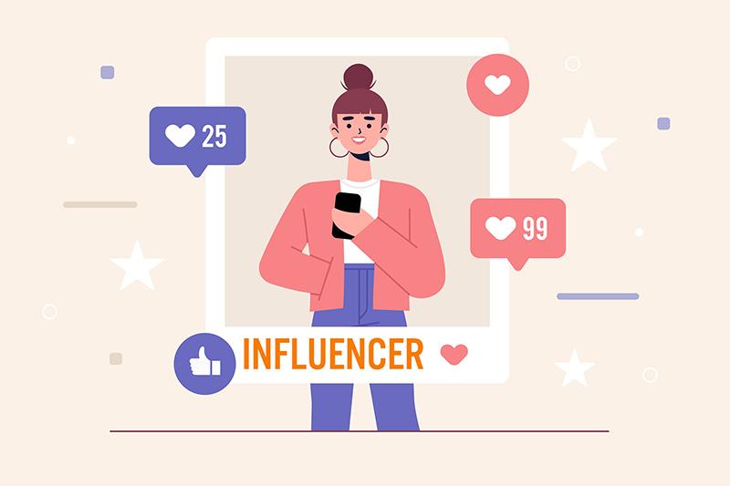 Influencer Marketing là hoạt động làm tăng tương tác trên Instagram