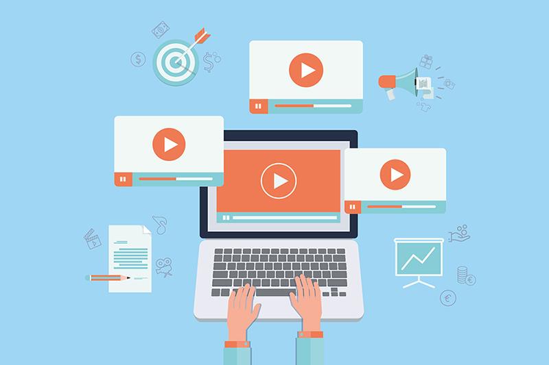 Tuy không phải là xu hướng mới nhưng video quảng cáo vẫn sẽ là xu thế trong năm sau
