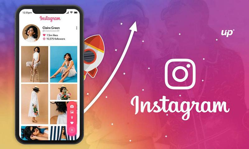 Instagram là một mạng xã hội chuyên về hình ảnh và video phổ biến