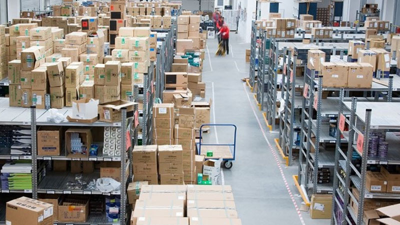 Sự kiểm soát độ thiếu hụt của hàng hóa
