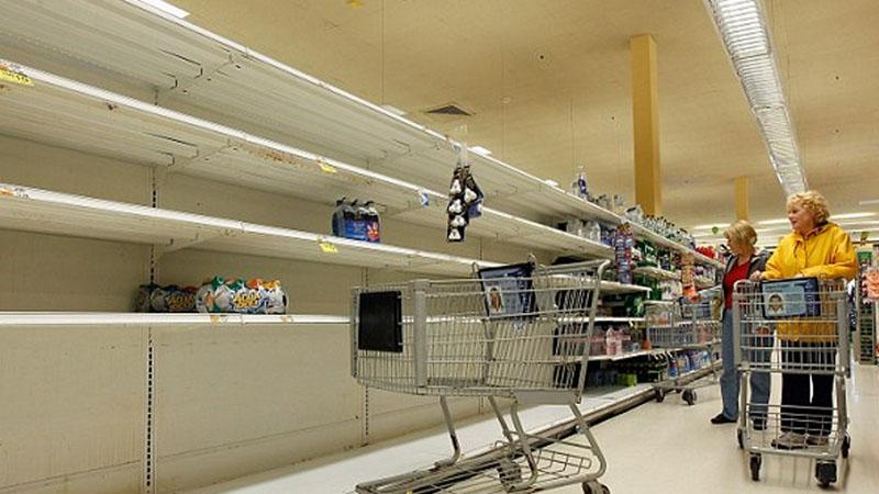 Out of stock là tình trạng không có hàng để bán ra