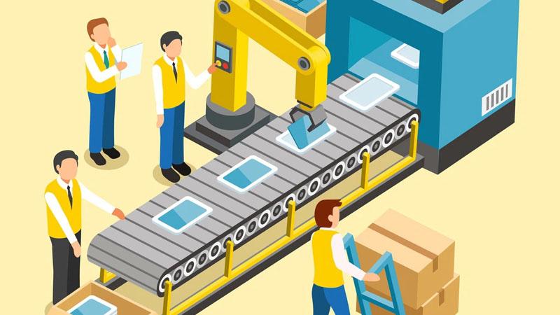 Made of stock là thuật ngữ trong lĩnh vực kinh doanh, sản xuất