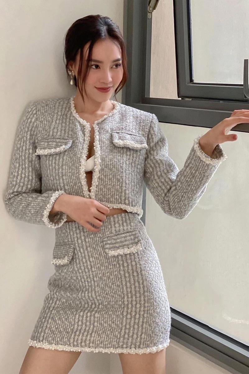 Bộ tweed