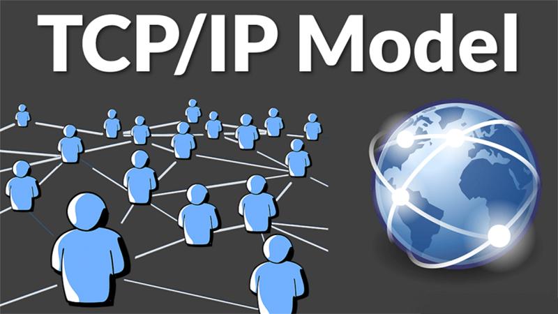 TCP/IP sử dụng mô hình giao tiếp Máy khách/Máy chủ