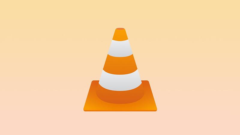 Biểu tượng của phần mềm VLC