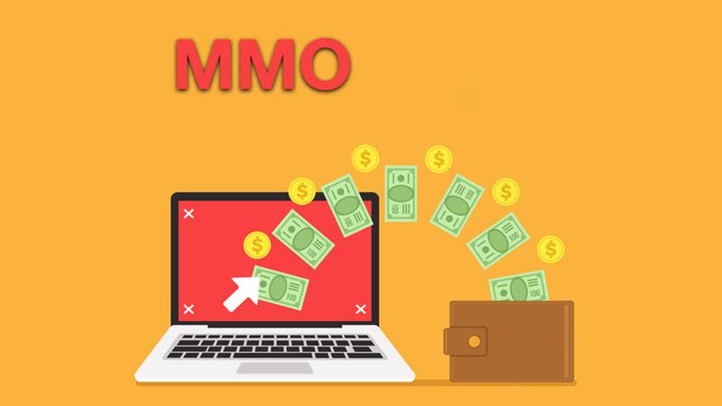 MMO là hình thức kiếm tiền online thông qua việc sử dụng các thiết bị công nghệ
