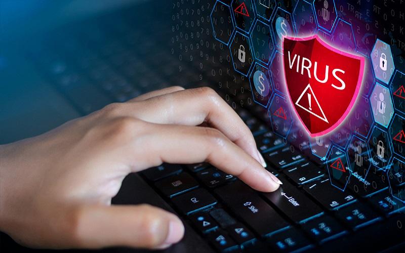Chuột máy tính đơ do virus