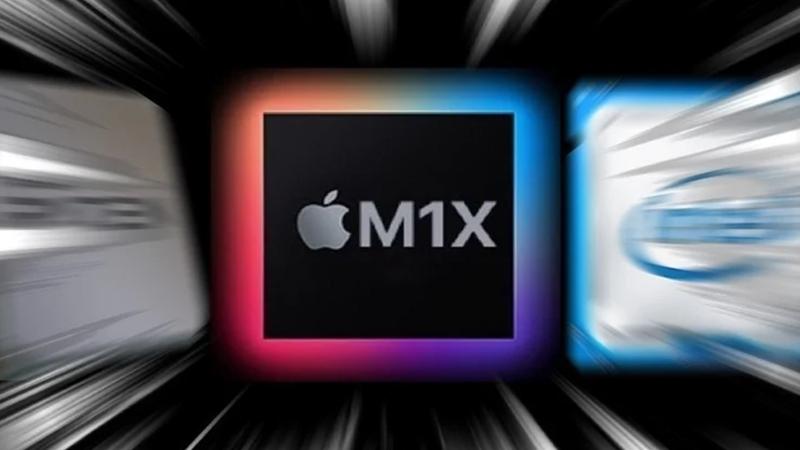 Chip Apple M1X là gì?
