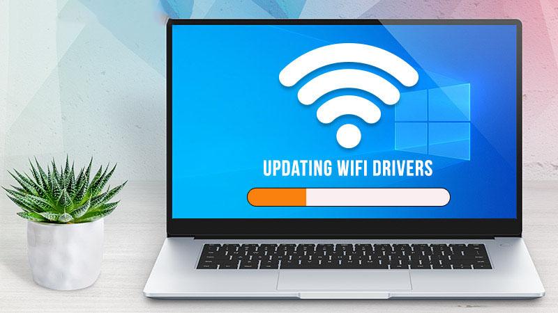 Gỡ và cài đặt lại driver WiFi