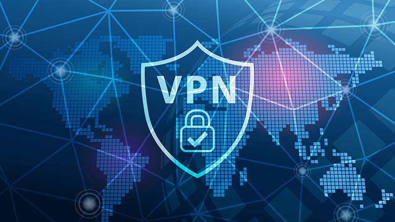 Sử dụng VPN