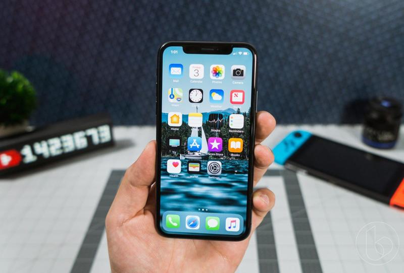 Kiểm tra nhanh màn iPhone