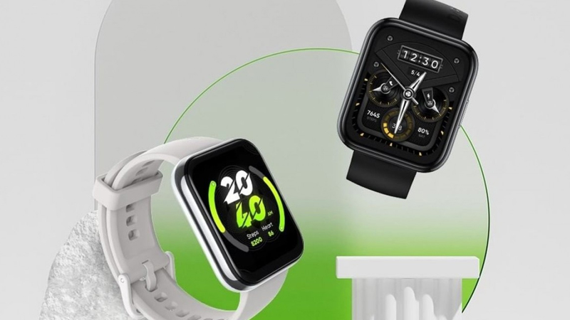 Realme Watch 2 pro dây silicone