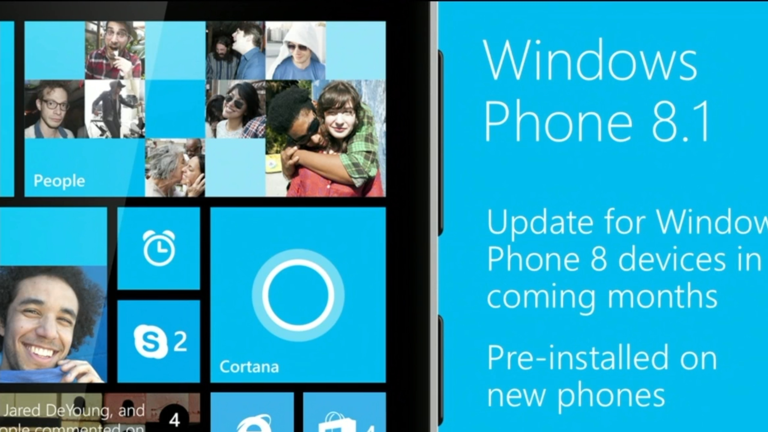 ​  Windows Phone 8.1