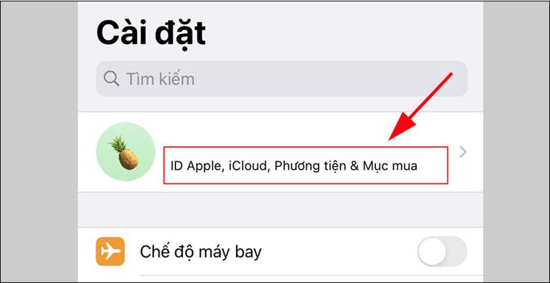 Quên mật khẩu iCloud - Cách lấy lại đơn giản chỉ trong 1 nốt nhạc