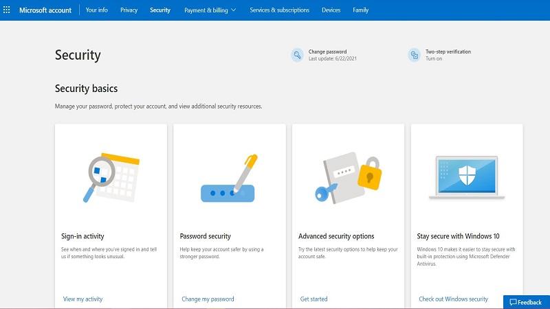 Thông tin khách hàng cần có tính bảo mật cao