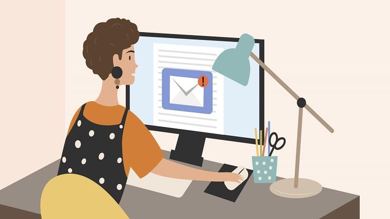 Check mail hoặc tin nhắn điện thoại để lấy mã xác minh