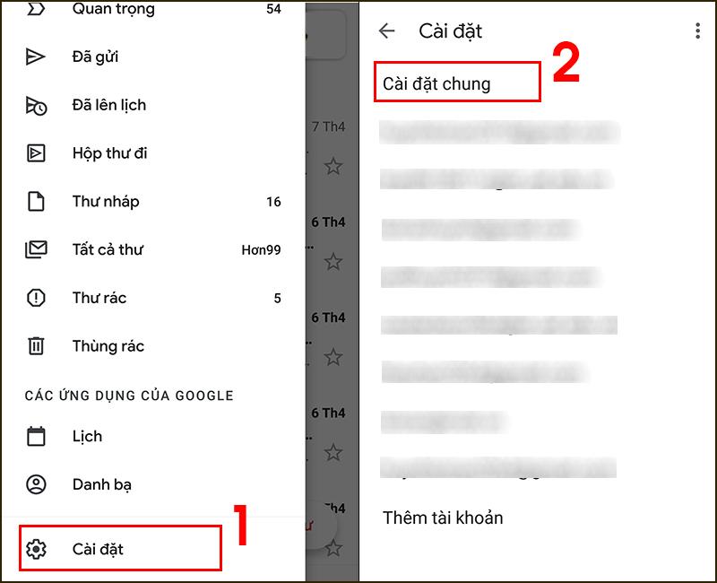 Hướng dẫn cách mở file đính kèm trong Gmail trên điện thoại Android
