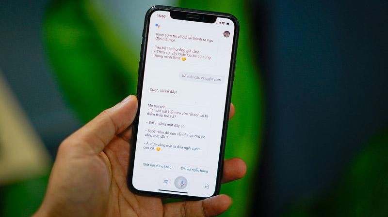 Tìm kiếm bằng giọng nói tiếng Việt nhờ Google Assistant vừa tiện lợi vừa dễ dàng