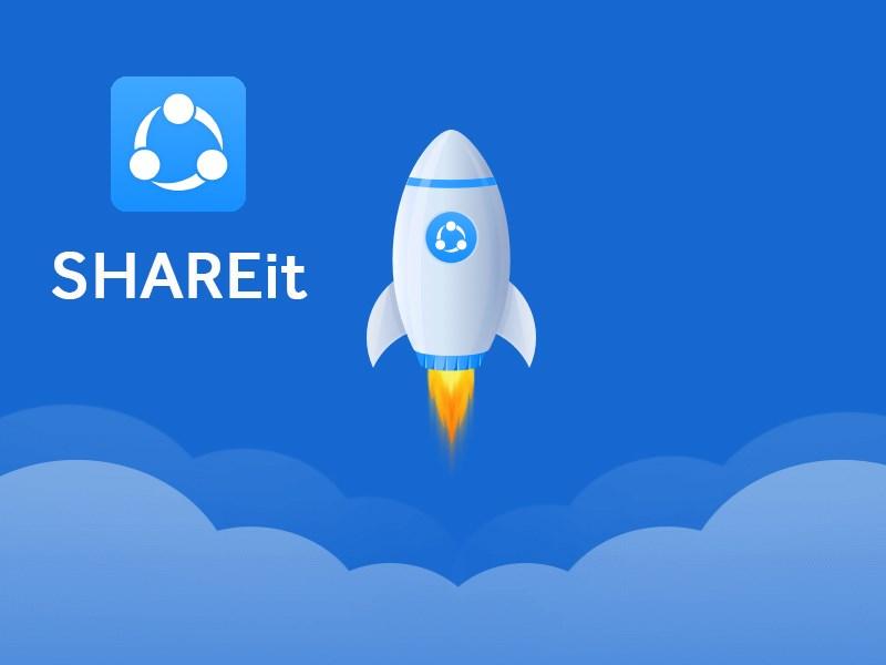Ứng dụng chia sẻ tập tin Shareit