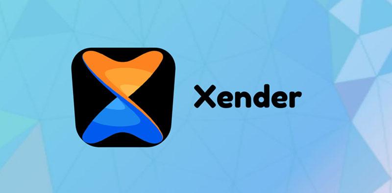 Ứng dụng chia sẻ tập tin Xender