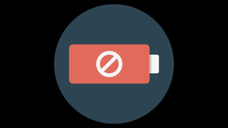 Điện thoại sáng thường xuyên là nguyên nhân pin nhanh hết