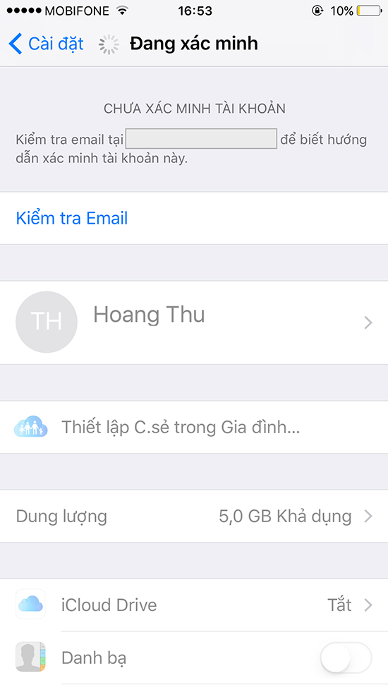 Tạo Tài Khoản App Store
