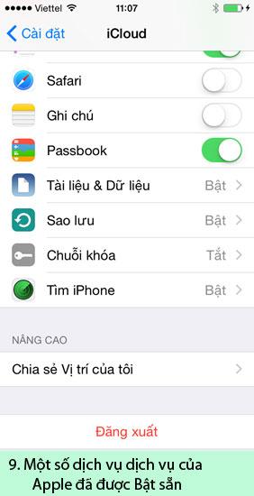 Cach mo khoa icloud iphone 4 4s nhanh chong can biet