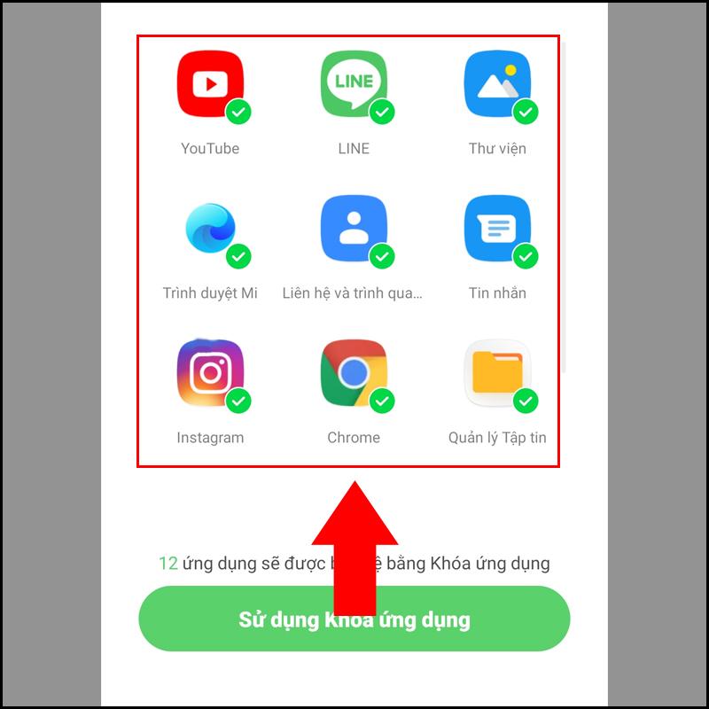 Cách khóa ứng dụng trên điện thoại Android cực đơn giản, nhanh chóng
