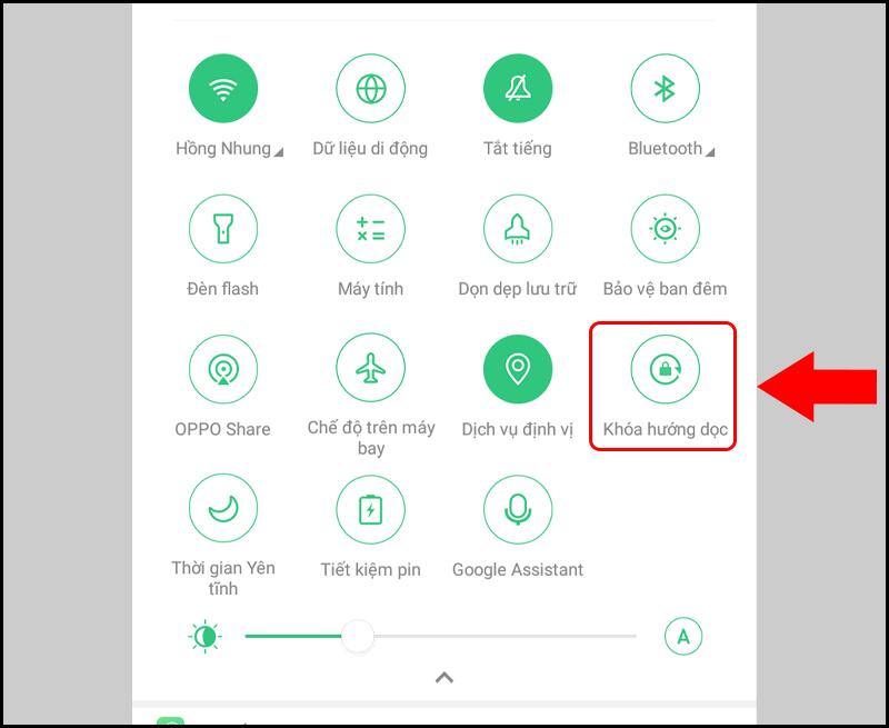 Cách bật/tắt xoay màn hình điện thoại Android cực kỳ đơn giản