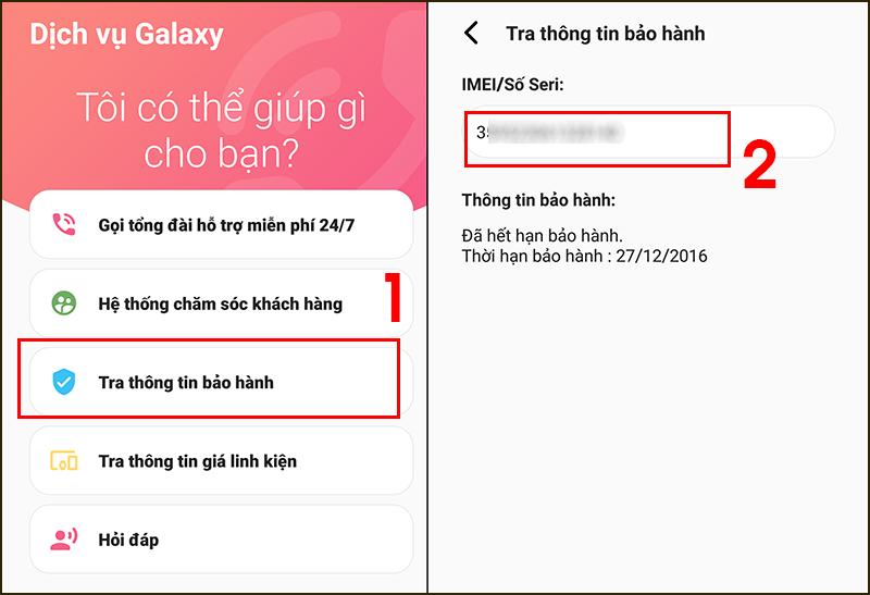 Cách kiểm tra điện thoại Samsung chính hãng cực đơn giản