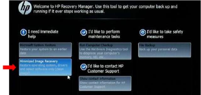 Hướng dẫn Recovery Laptop HP Windows 8 - Thegioididong com