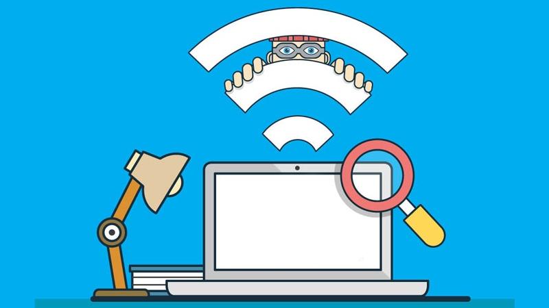 Kiểm tra lại kết nối mạng của bạn